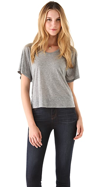 J Brand Ready-to-Wear Davina Tee