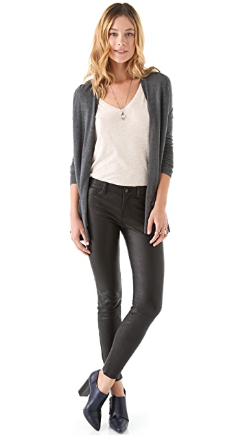 J Brand Ready-to-Wear Ava Cardigan Sweater