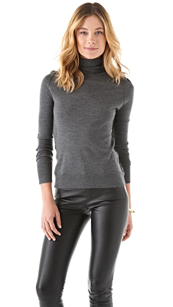 J Brand Ready-to-Wear Atiya Roll Neck Sweater
