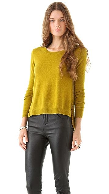 J Brand Ready-to-Wear Astrid Cashmere Sweater