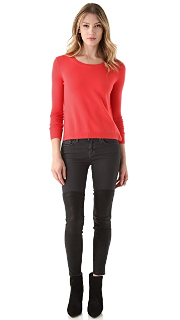 J Brand Ready-to-Wear Astrid Cashmere Sweater