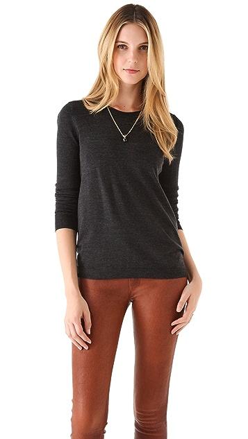 J Brand Ready-to-Wear Chevonne Crew Sweater