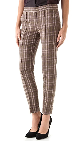 J Brand Ready-to-Wear Beatrix Ankle Trousers