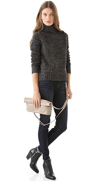 J Brand Ready-to-Wear Basha Roll Neck