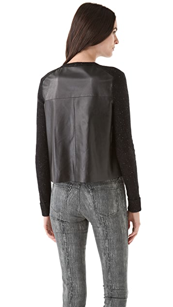 J Brand Ready-to-Wear Aldara Crew Pullover Sweater