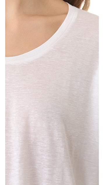 J Brand Ready-to-Wear Dusty Tee