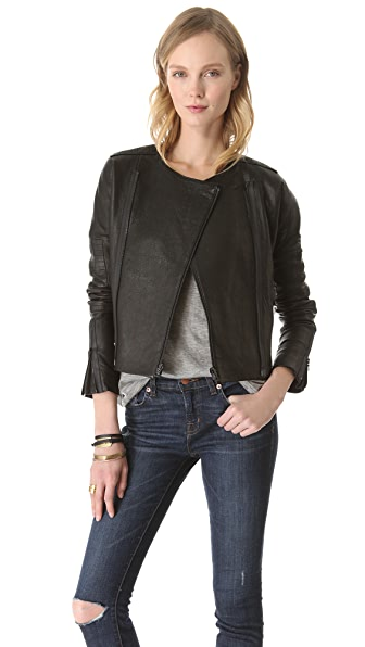 J Brand Ready-to-Wear Marie Quilted Jacket