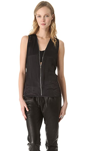 J Brand Ready-to-Wear Mila Blouse