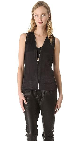 J Brand Ready-to-Wear Mila Blouse