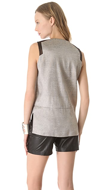 J Brand Ready-to-Wear Geena Top
