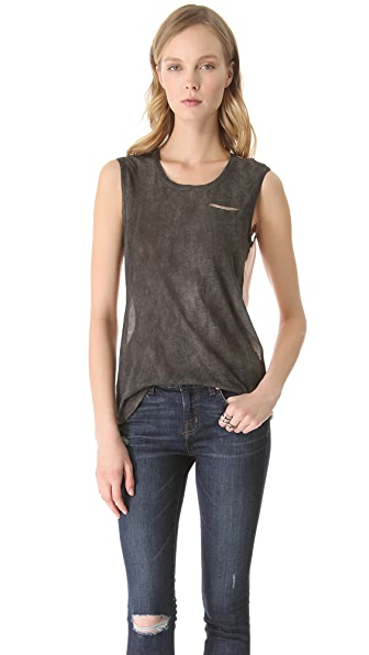 J Brand Ready-to-Wear Thelma Tee