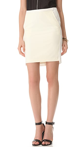 J Brand Ready-to-Wear Deborah Skirt
