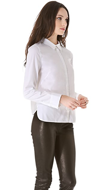 J Brand Ready-to-Wear Blanchard Blouse