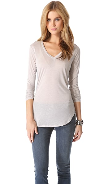 J Brand Ready-to-Wear Onora Tee