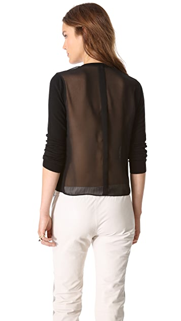 J Brand Ready-to-Wear Theodate Sweater