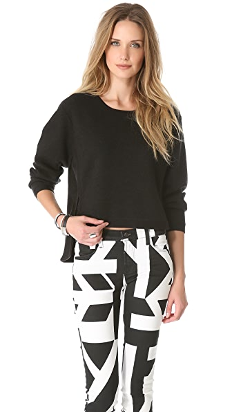 J Brand Ready-to-Wear Yasmeen Sweater