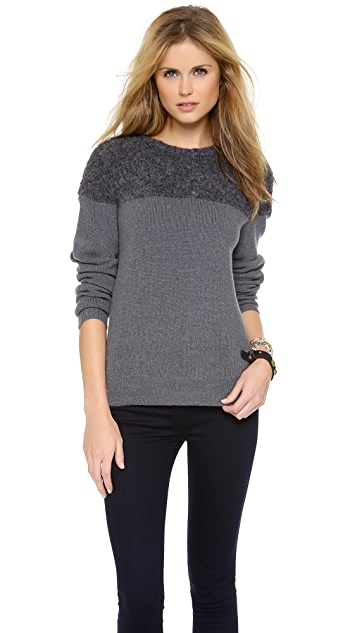 J Brand Ready-to-Wear Elizabete Sweater