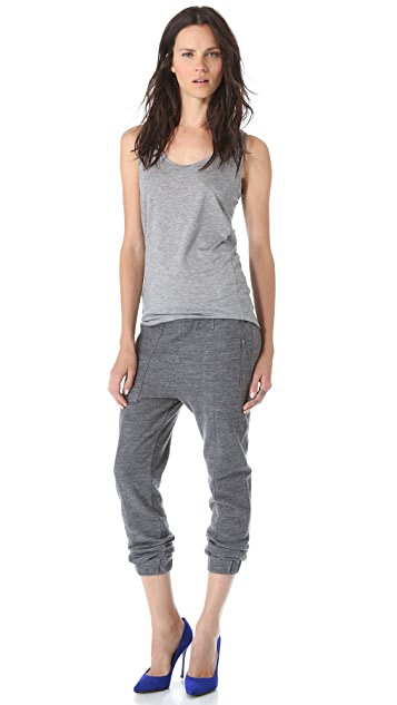 J Brand Ready-to-Wear Agnes Sweatshirt Pants