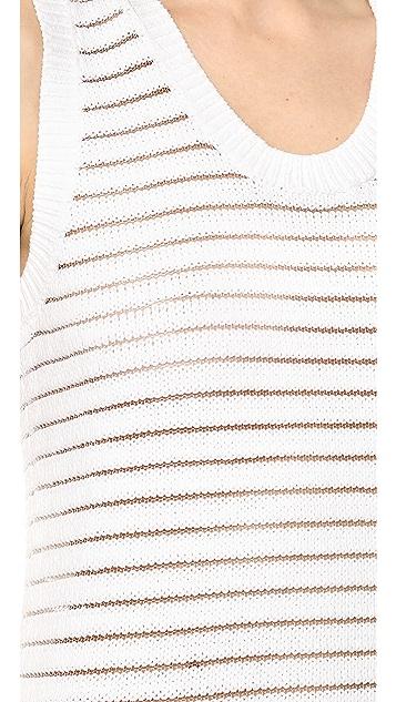 J Brand Ready-to-Wear Shannon Sweater Tank