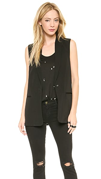 J Brand Ready-to-Wear Poitier Vest
