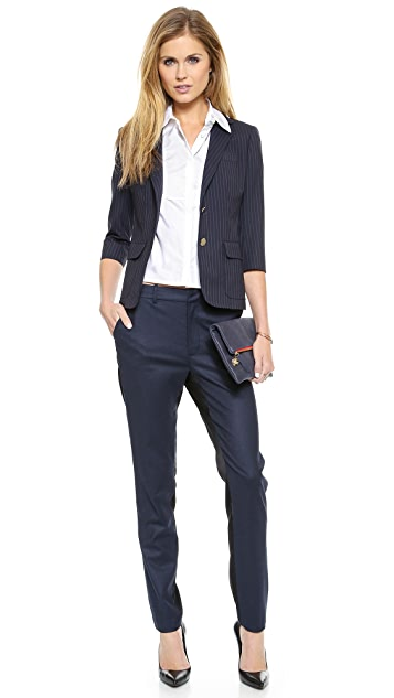 J Brand Ready-to-Wear Chelsea Blouse