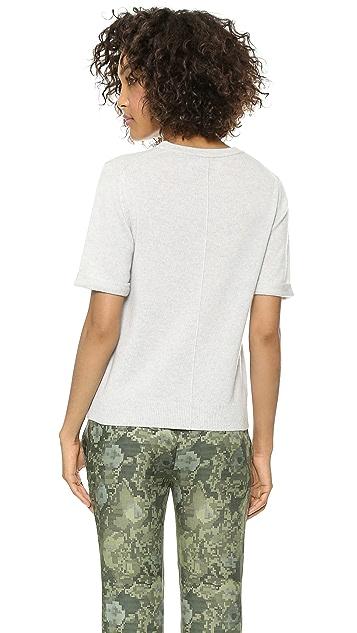 J Brand Ready-to-Wear Audrey Cashmere Sweater