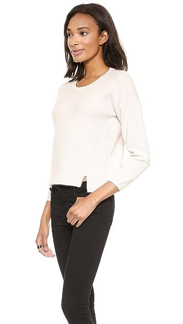 J Brand Ready-to-Wear Helena Sweater