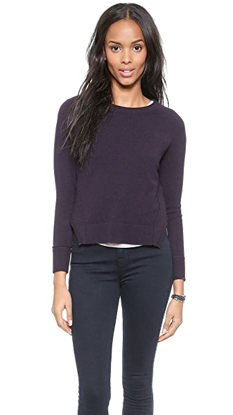 J Brand Ready-to-Wear Eugenia Cashmere Sweater