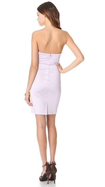 Just Cavalli Bustier Dress