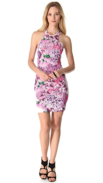 Just Cavalli Alma Racer Back Dress