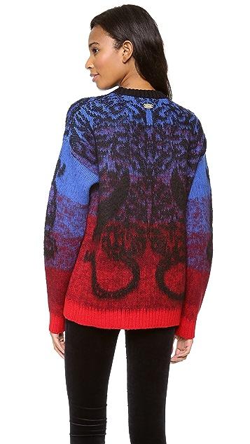 Just Cavalli Ombre Pullover