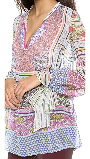 Just Cavalli Morris Print Tunic