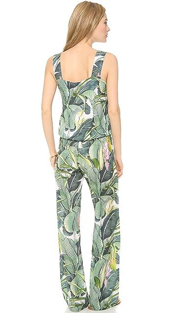 Just Cavalli Silk Jumpsuit