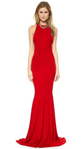 Just Cavalli T Back Gown