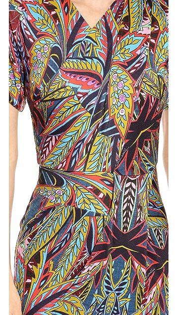 Just Cavalli Vintage Jungle Print Maxi Dress