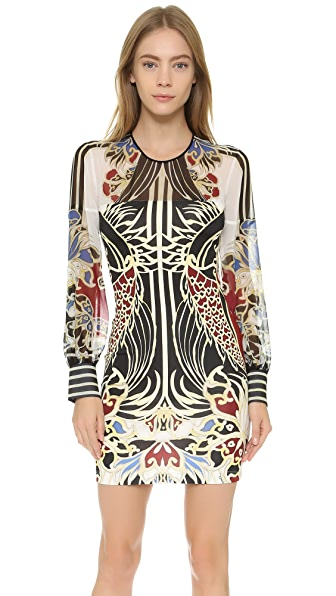 Just Cavalli Kieko Print Dress