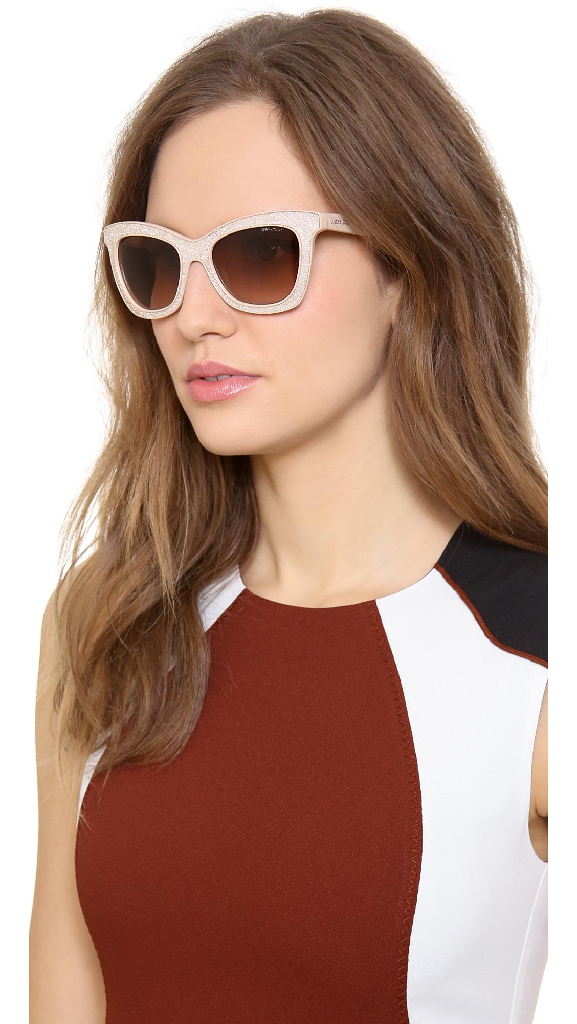 ab8498a9f6e Jimmy Choo Flash Sunglasses