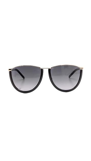 Jimmy Choo Mila Sunglasses