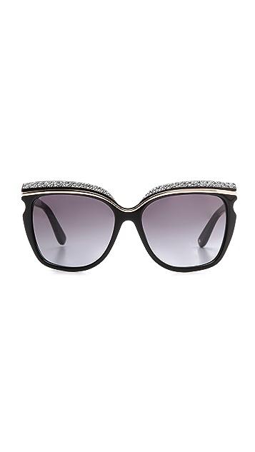 Jimmy Choo Sophia Sunglasses