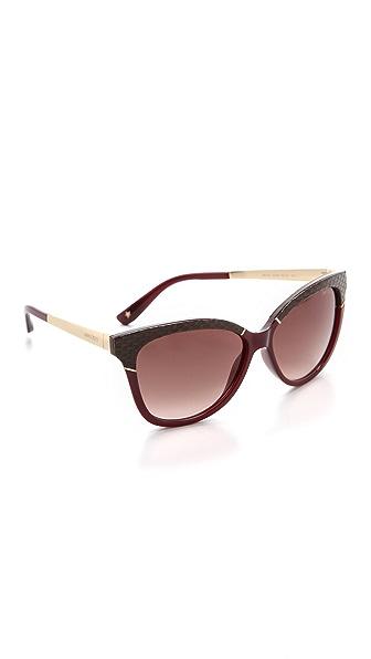 Jimmy Choo Ines Sunglasses