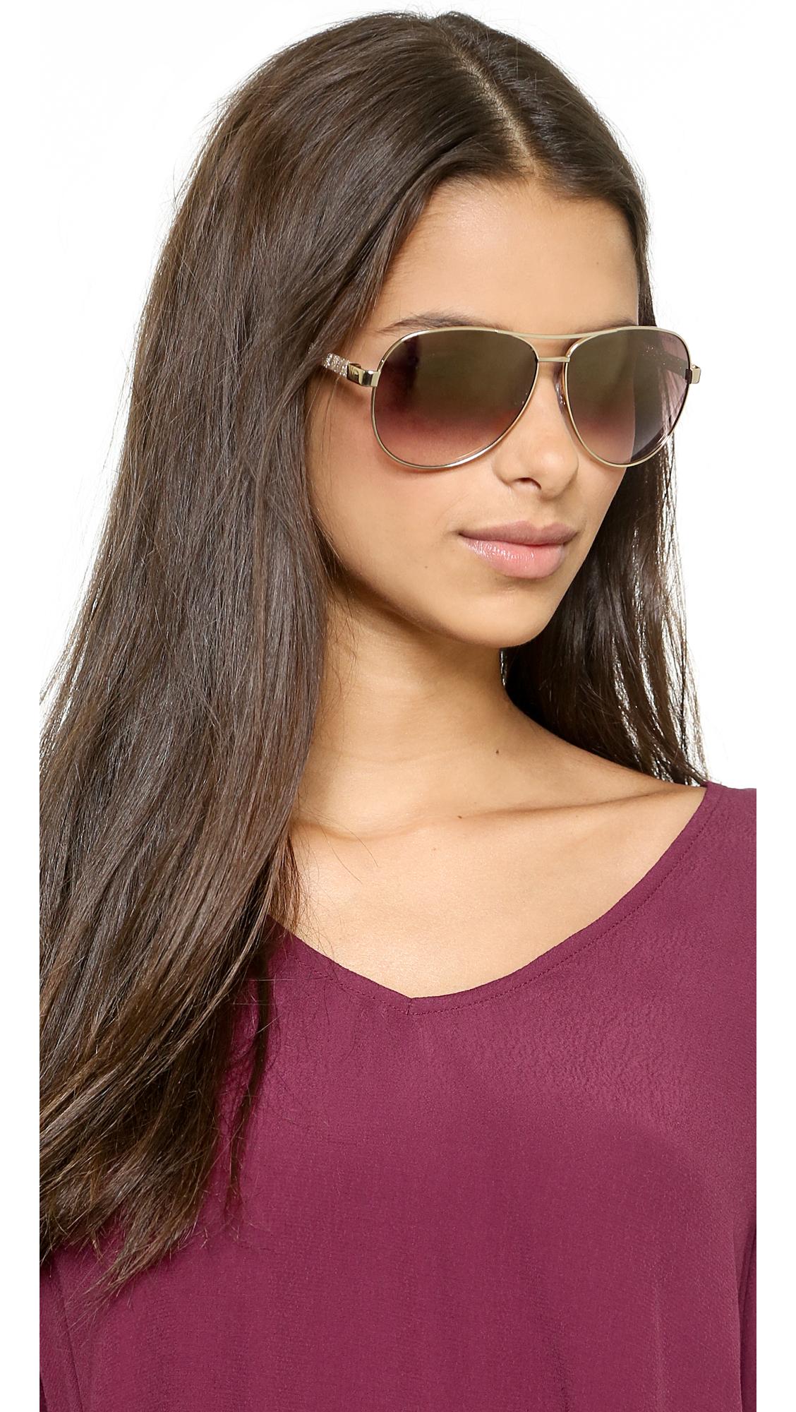 90ef78779f6 Jimmy Choo Lexie Aviator Sunglasses