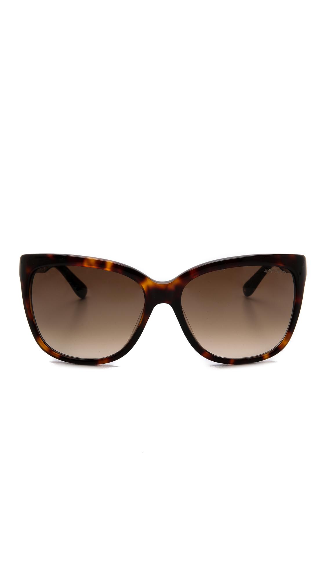 66d5e3999ad Jimmy Choo Cora Sunglasses