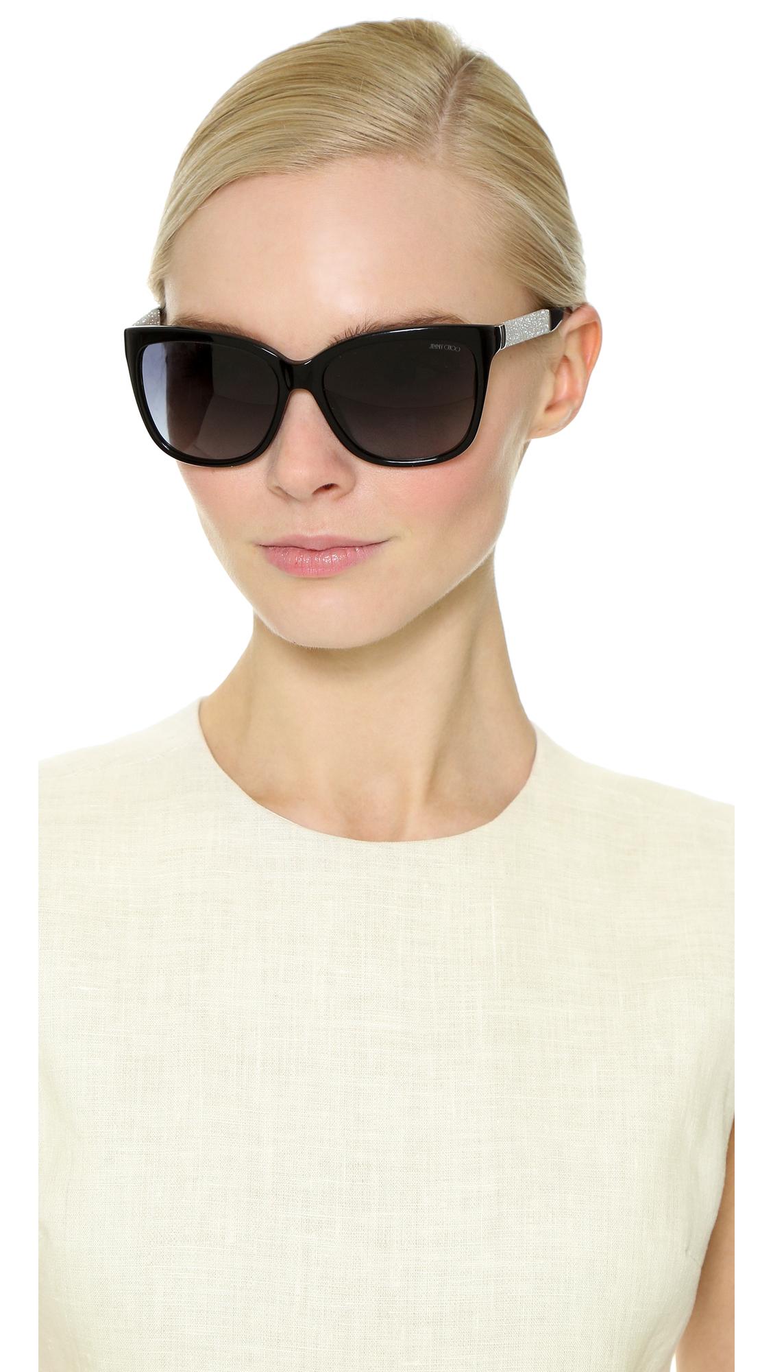 8f09c8995ea Jimmy Choo Cora Sunglasses