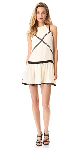 Joy Cioci Lilian Mini Dress