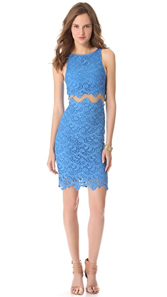 Joy Cioci Samantha Lace Dress