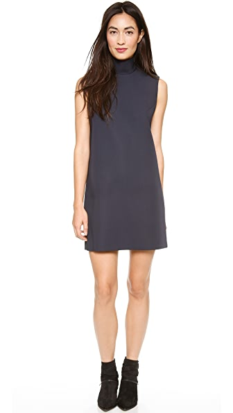 Jacquemus High Collar Dress