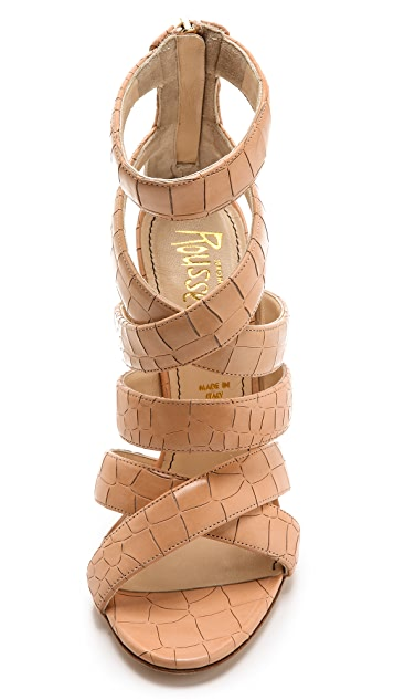 Jerome C. Rousseau Floyd Strappy Sandals