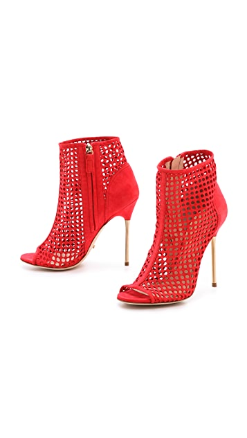 Jerome C. Rousseau Addic Perforated Booties