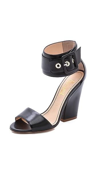 Jerome C. Rousseau Basel Leather Sandals