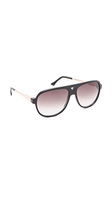 John Dalia Clint Sunglasses